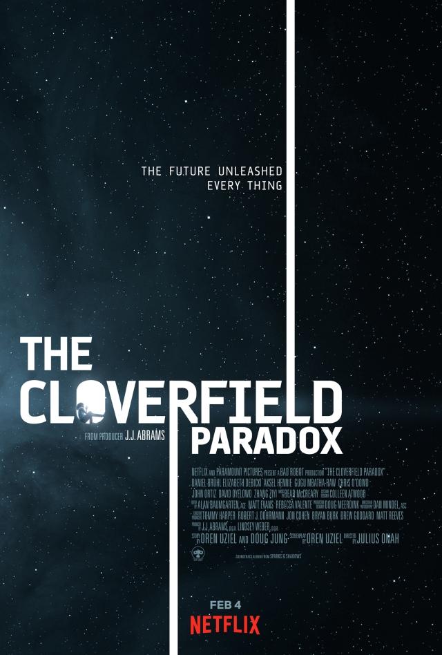 poster cloverfield paradox