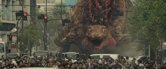 Shin Godzilla larval form