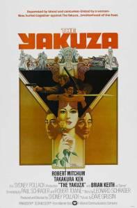 The Yakuza Poster