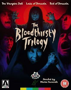 Bloodthirsty Trilogy Cover